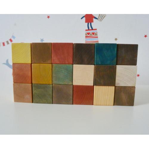 Eco cubes 18 pcs