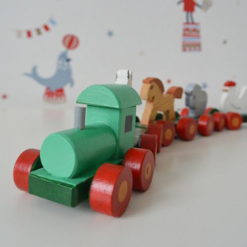 Train ''Farm''