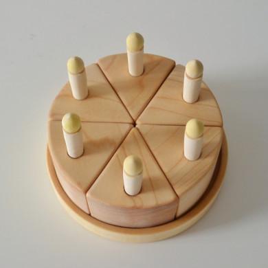 Toy cake Birthday cake