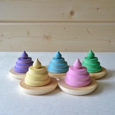 """Ice Cream Dessert """"Pastel"""""""