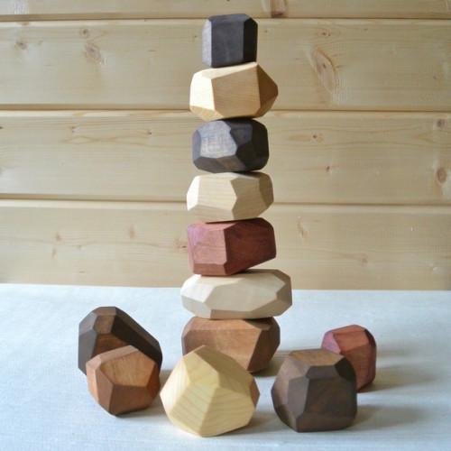 """Balancing """"Mountain of stones 7 rocks"""""""